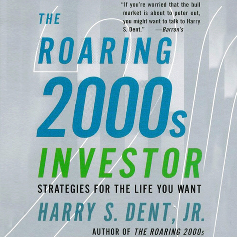 Printable The Roaring 2000s Investor: Strategies for the Life You Want Audiobook Cover Art