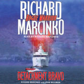 Rogue Warrior: Detachment Bravo: Detachment Bravo Audiobook, by Richard Marcinko