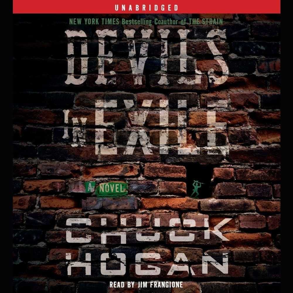 Printable Devils in Exile: A Novel Audiobook Cover Art