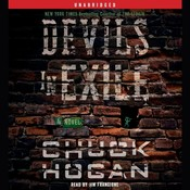 Devils in Exile: A Novel, by Chuck Hogan