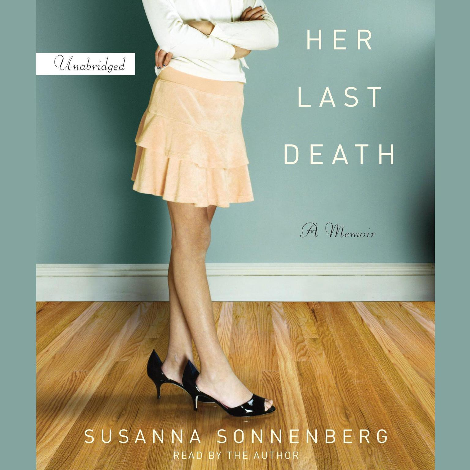 Printable Her Last Death: A Memoir Audiobook Cover Art