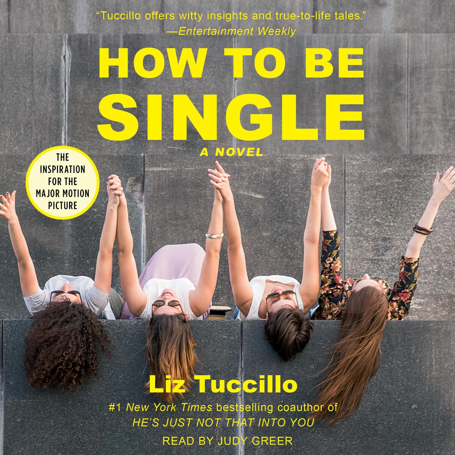 Printable How to Be Single: A Novel Audiobook Cover Art