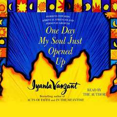 One Day My Soul Just Opened Up: Working Toward Spiritual Strength and Personal Growth Audiobook, by Iyanla Vanzant
