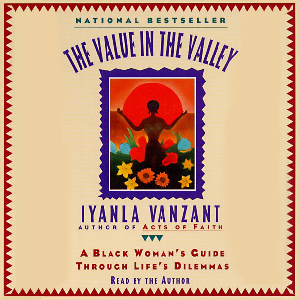 Printable The Value in the Valley: A Black Woman's Guide through Life's Dilemmas Audiobook Cover Art