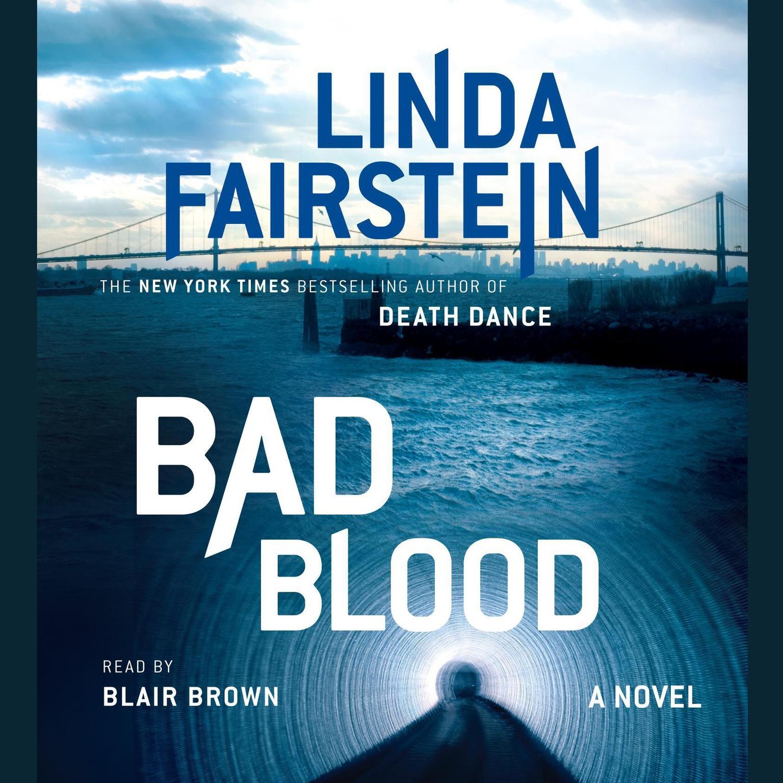 Printable Bad Blood Audiobook Cover Art
