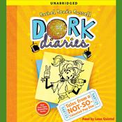 Dork Diaries 3: Tales from a Not-So-Talented Pop Star Audiobook, by Rachel Renée Russell