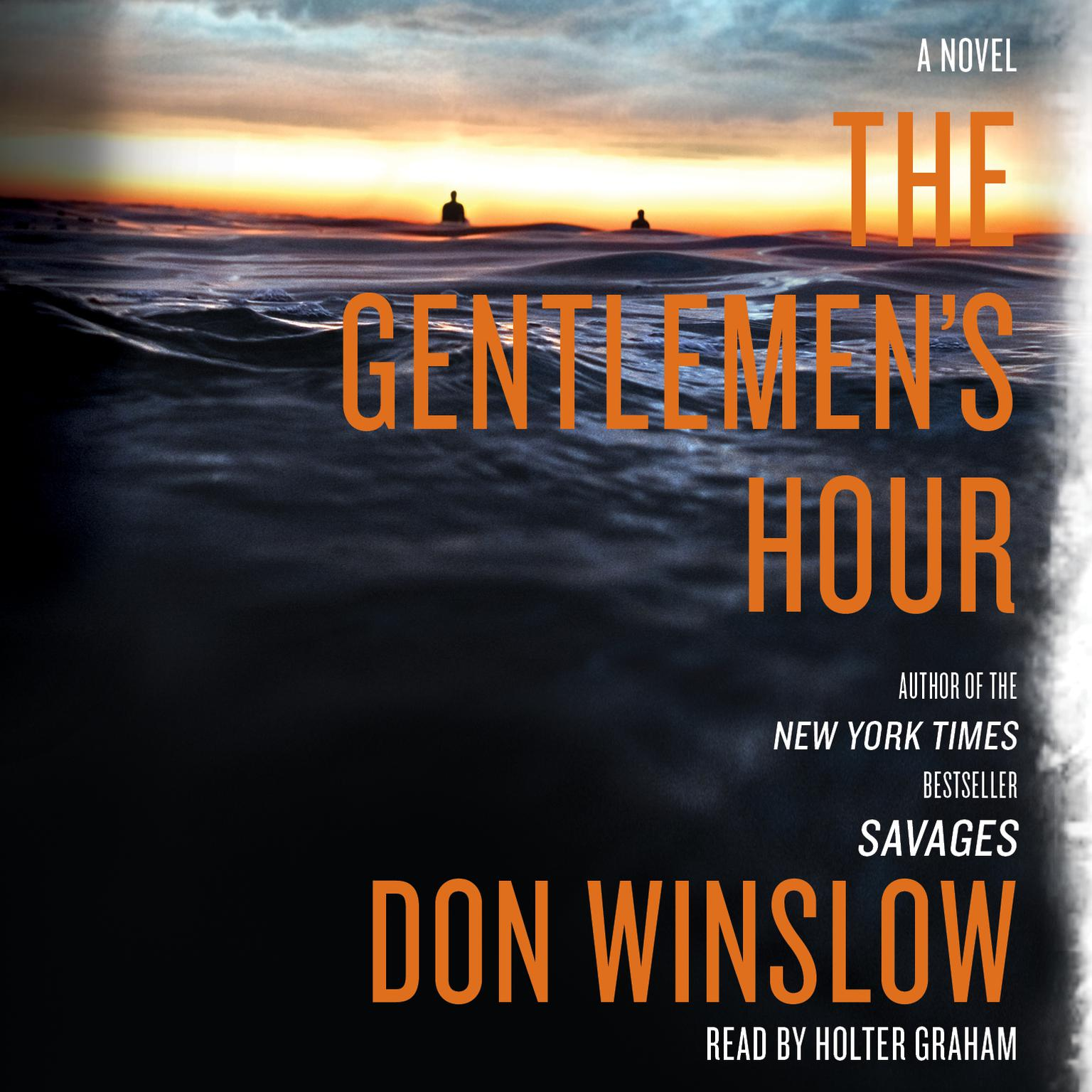 Printable The Gentlemen's Hour: A Novel Audiobook Cover Art