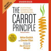The Carrot Principle: How the Best Managers Use Recognition to Engage Their People, Retain Talent, and Accelerate Performance, by Adrian Gostick, Chester Elton