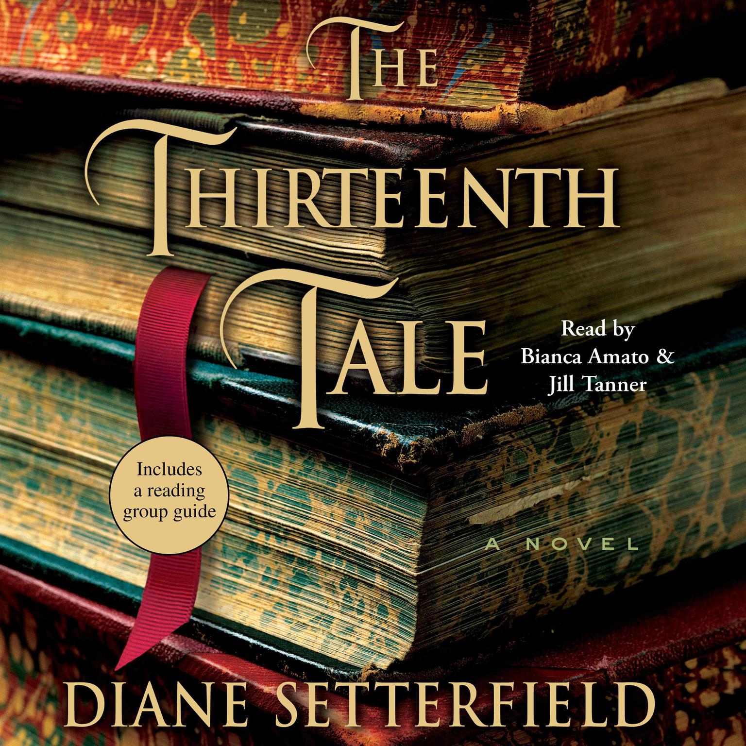 Printable The Thirteenth Tale: A Novel Audiobook Cover Art