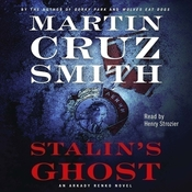 Stalins Ghost Audiobook, by Martin Cruz Smith