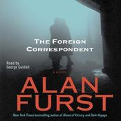 Foreign Correspondent Audiobook, by Alan Furst