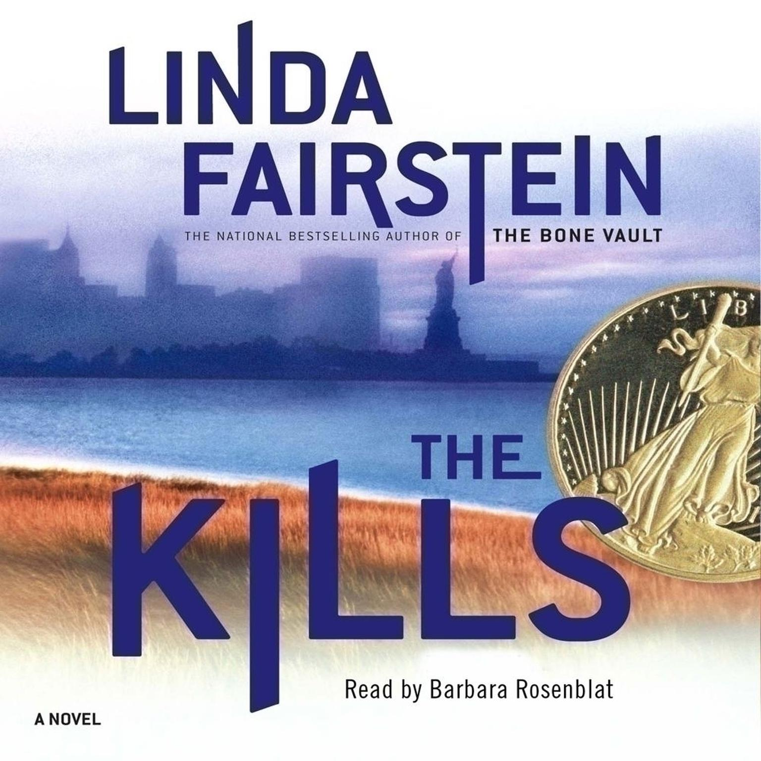 Printable The Kills Audiobook Cover Art