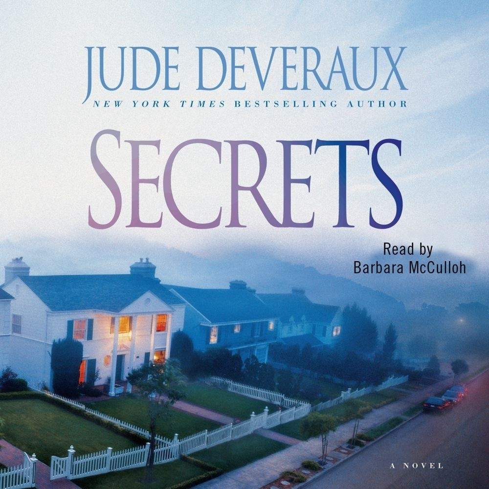 Printable Secrets Audiobook Cover Art