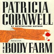 The Body Farm, by Patricia Cornwell