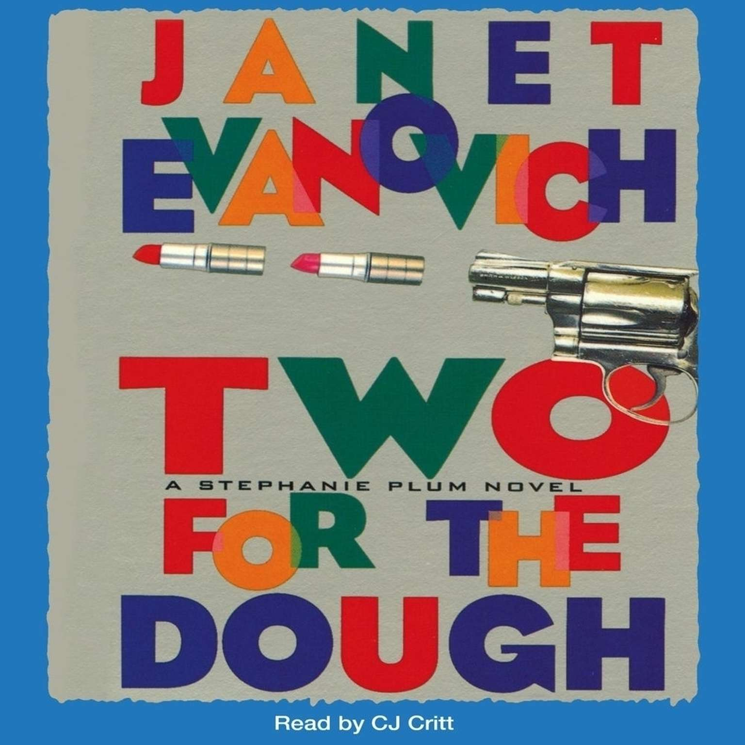 Printable Two for the Dough Audiobook Cover Art