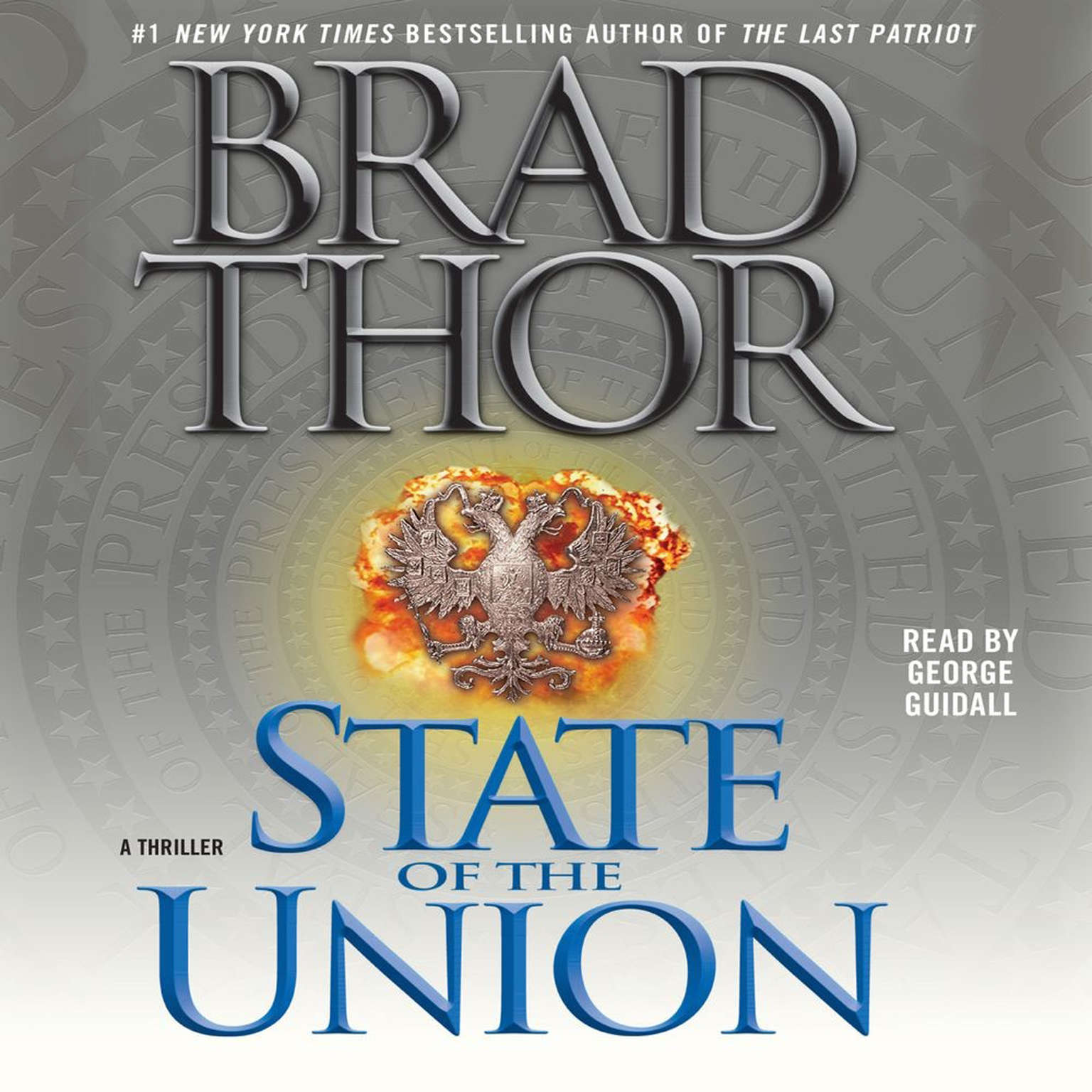 Printable State of the Union Audiobook Cover Art