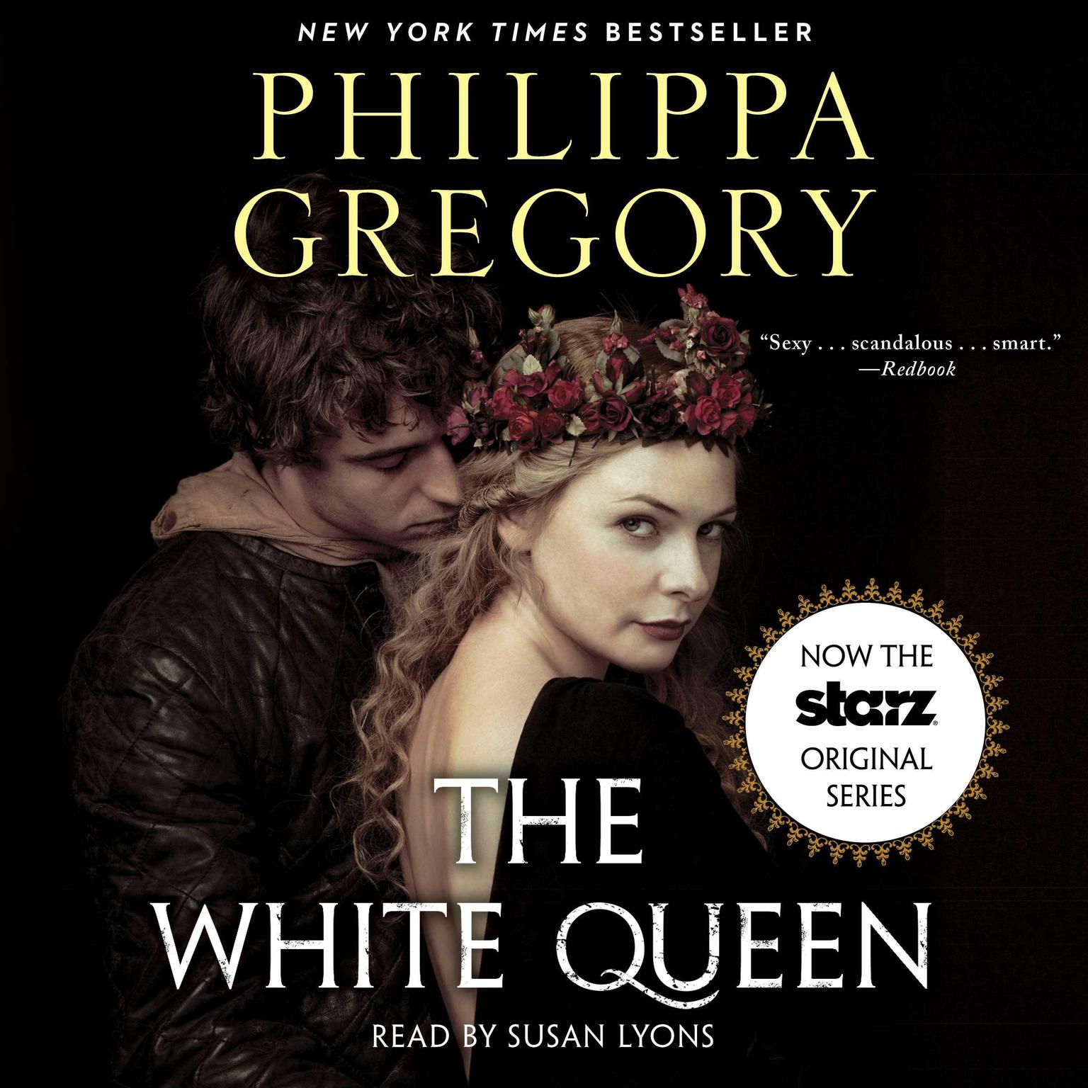 Printable White Queen Audiobook Cover Art