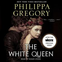 White Queen Audiobook, by Philippa Gregory