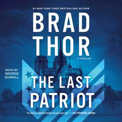 Last Patriot Audiobook, by Brad Thor