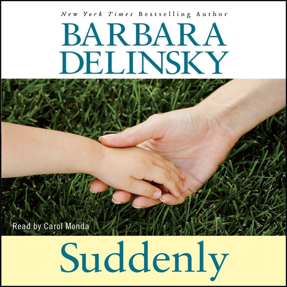 Printable Suddenly Audiobook Cover Art