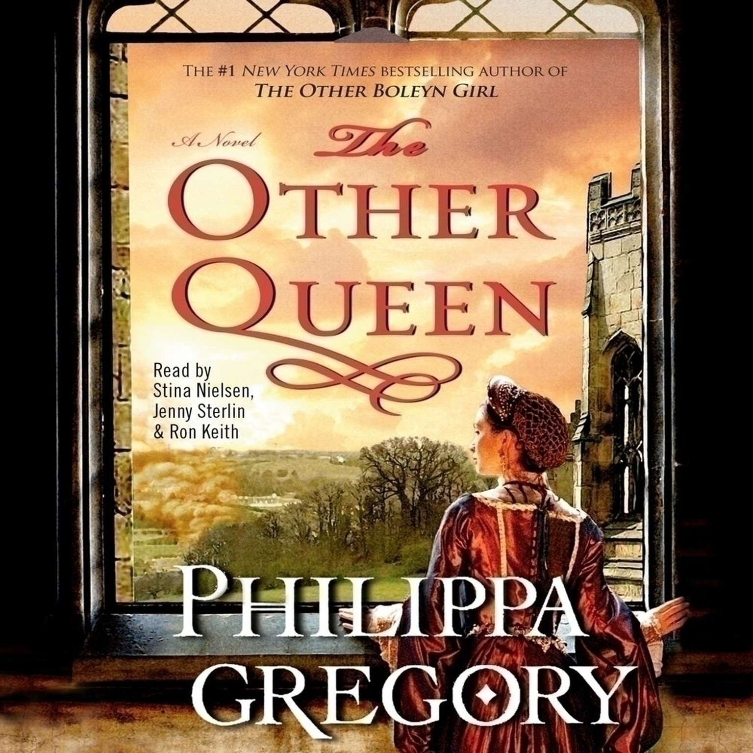 Printable The Other Queen: A Novel Audiobook Cover Art