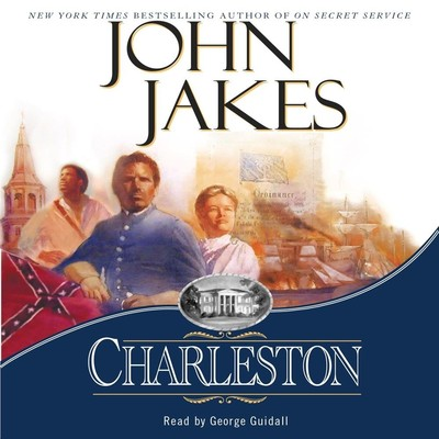 Charleston Audiobook, by John Jakes