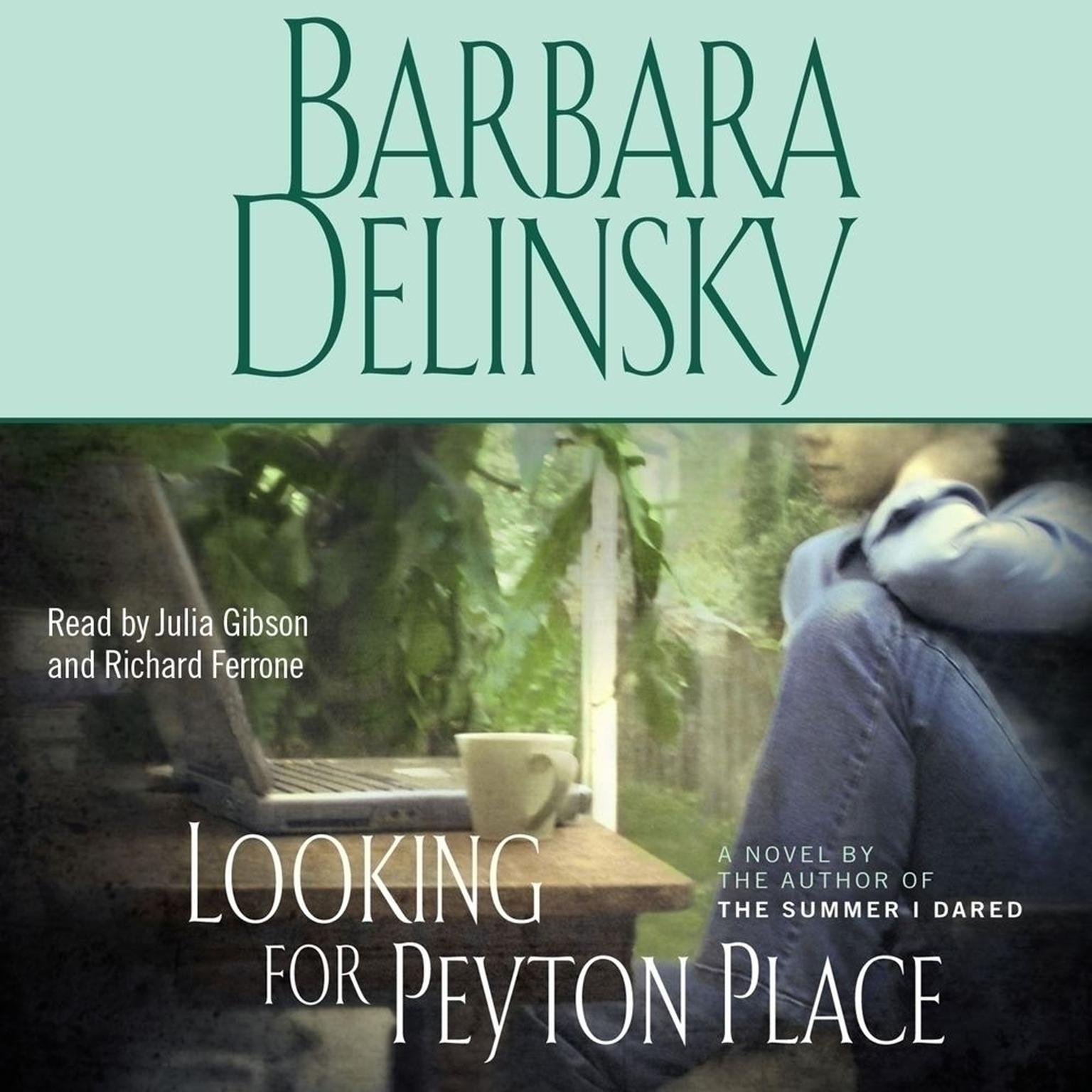 Printable Looking for Peyton Place Audiobook Cover Art