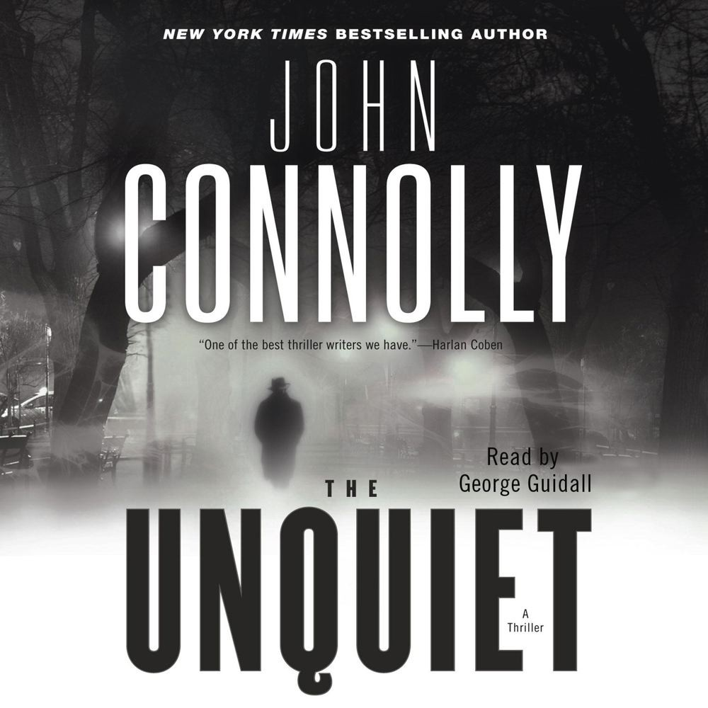 Printable Unquiet Audiobook Cover Art