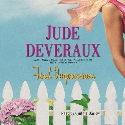 First Impressions Audiobook, by Jude Deveraux