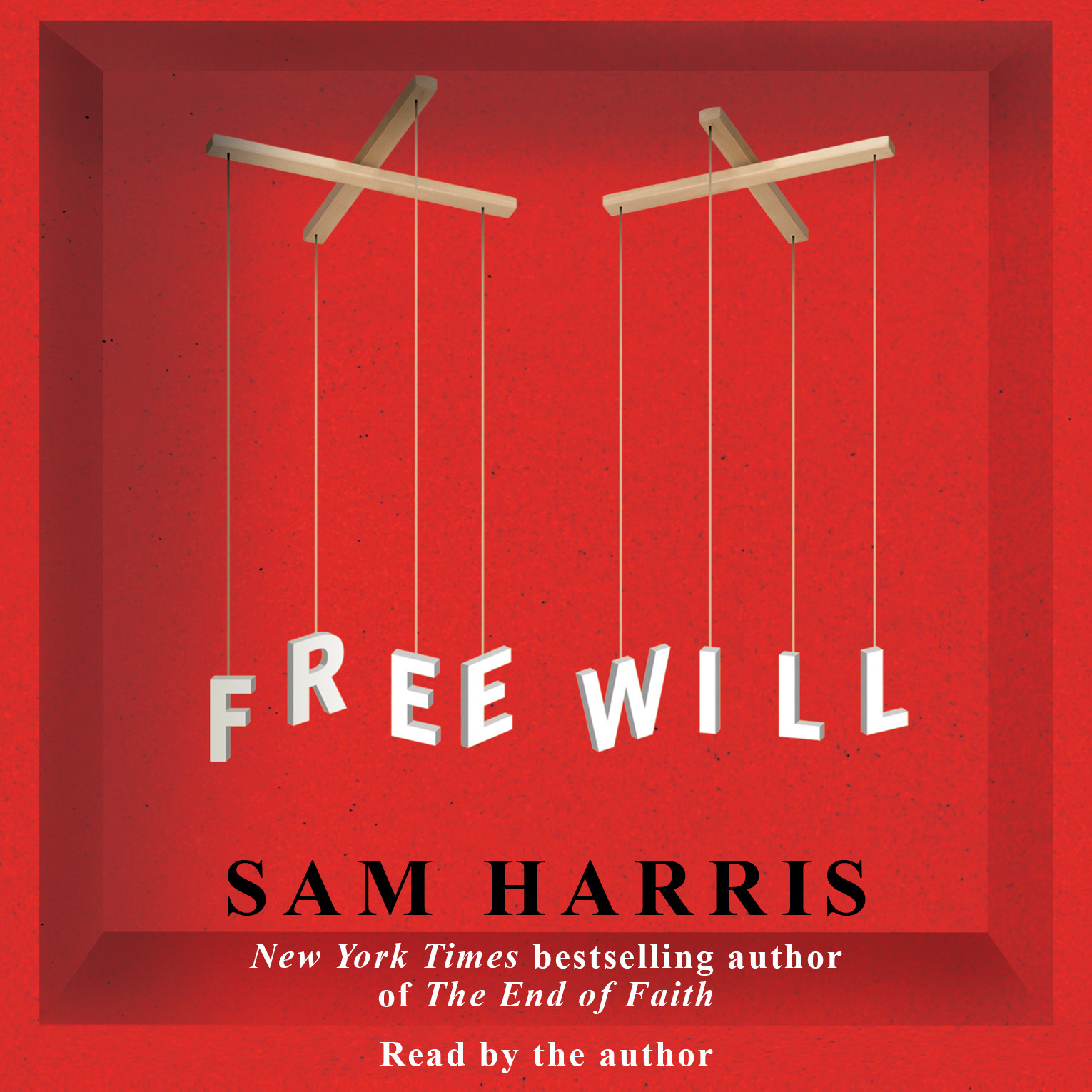 Printable Free Will Audiobook Cover Art