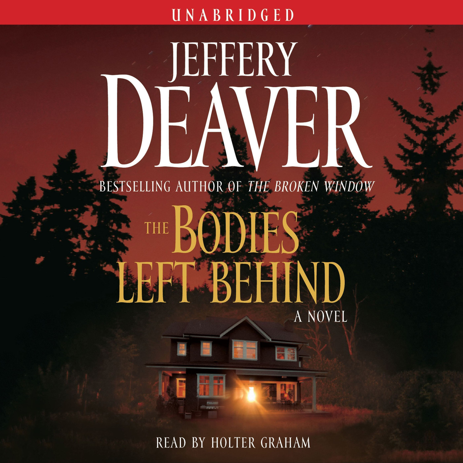 Printable The Bodies Left Behind Audiobook Cover Art