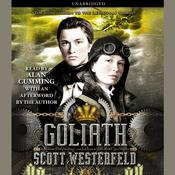 Goliath, by Scott Westerfeld