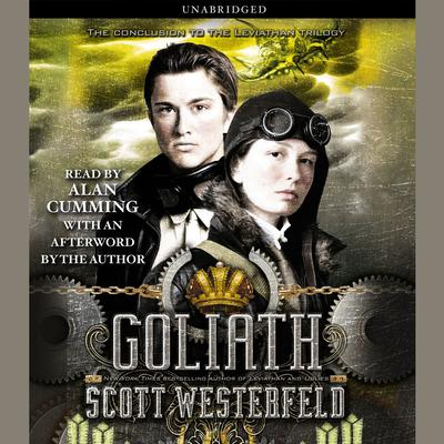 Goliath Audiobook, by Scott Westerfeld