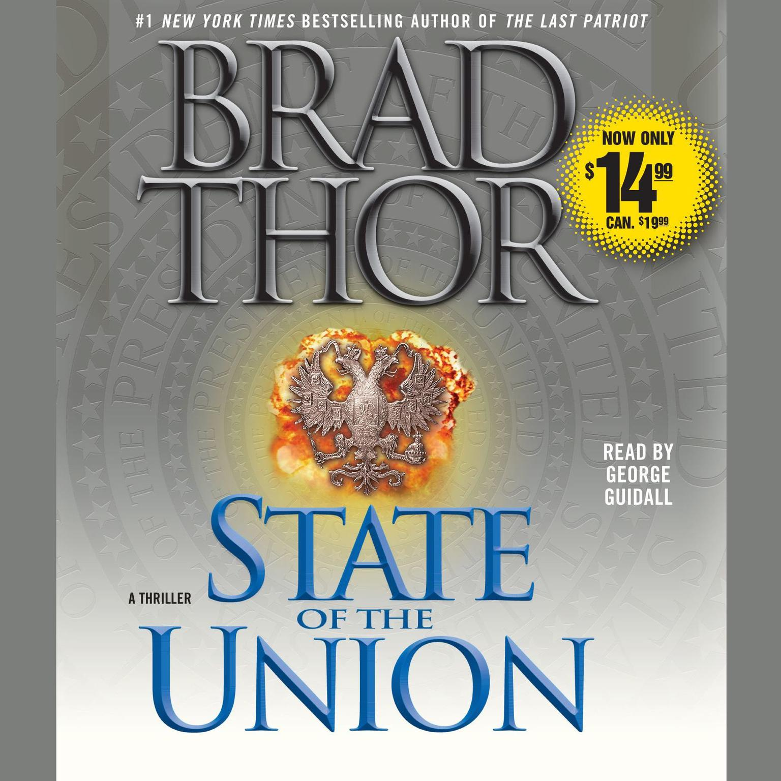 Printable State of the Union: A Thriller Audiobook Cover Art