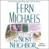 The Nosy Neighbor Audiobook, by Fern Michaels