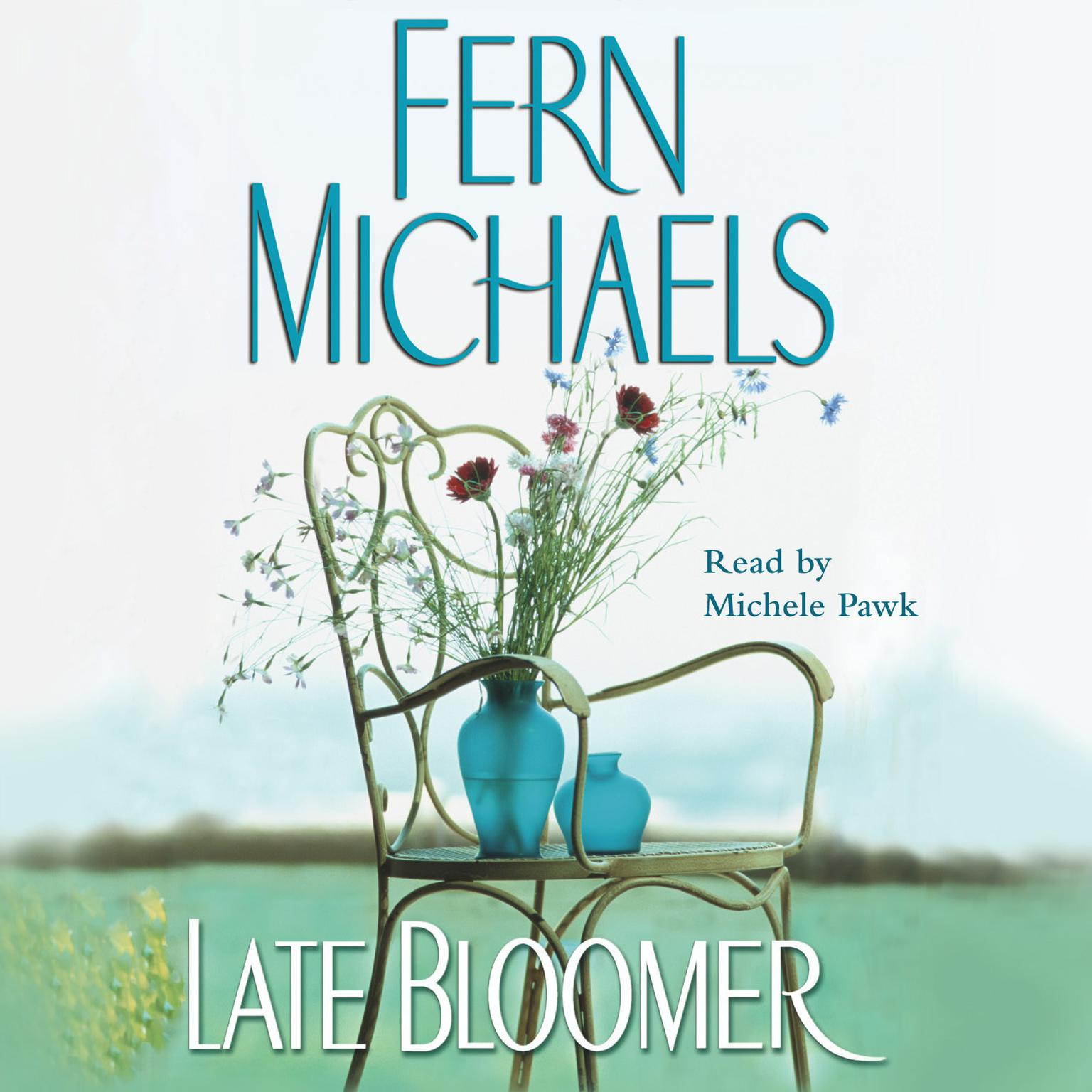 Printable Late Bloomer Audiobook Cover Art