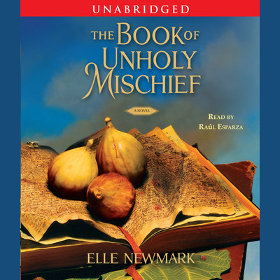 The Book of Unholy Mischief: A Novel Audiobook, by Elle Newmark