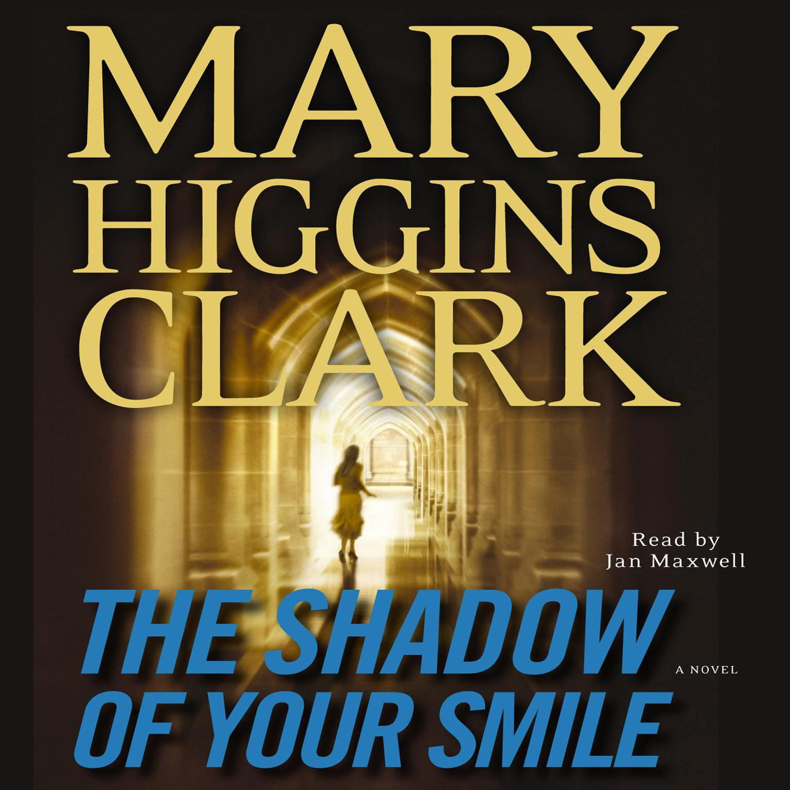 Printable Shadow of Your Smile Audiobook Cover Art