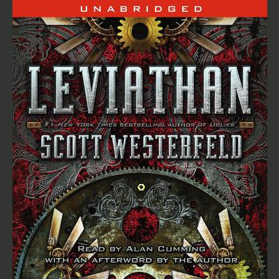 Leviathan Audiobook, by Scott Westerfeld