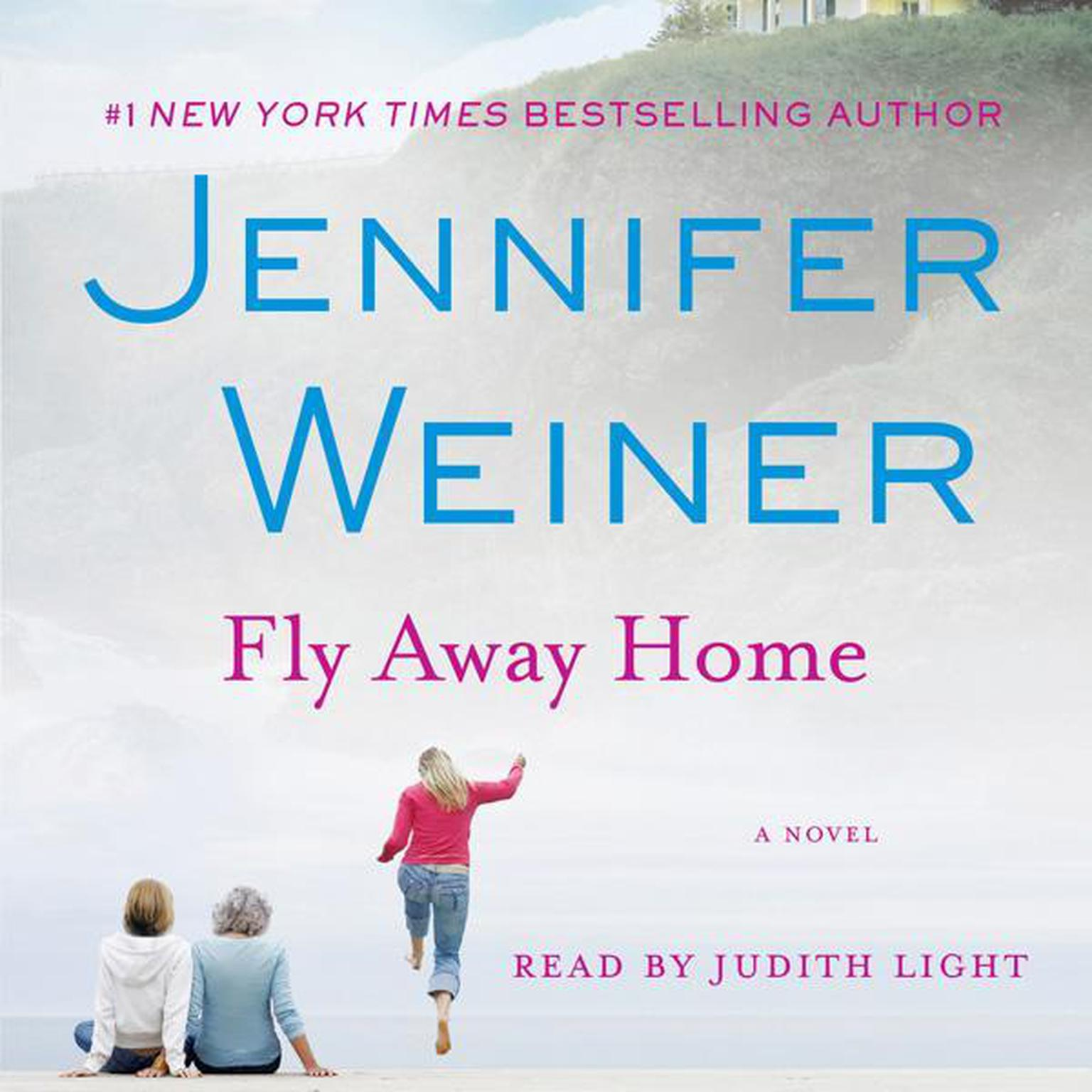 Printable Fly Away Home: A Novel Audiobook Cover Art