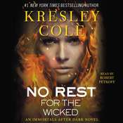 No Rest for the Wicked, by Kresley Cole