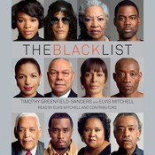 The Black List Audiobook, by Timothy Greenfield-Sanders, Elvis Mitchell