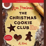 The Christmas Cookie Club Audiobook, by Ann Pearlman