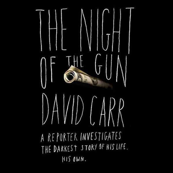 Printable The Night of the Gun: A reporter investigates the darkest story of his life. His own. Audiobook Cover Art