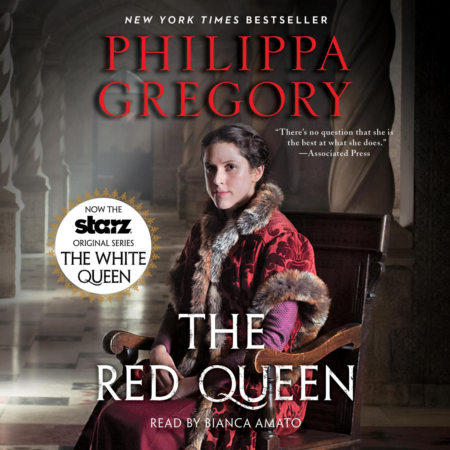 Printable The Red Queen: A Novel Audiobook Cover Art