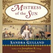 Mistress of the Sun, by Sandra Gulland