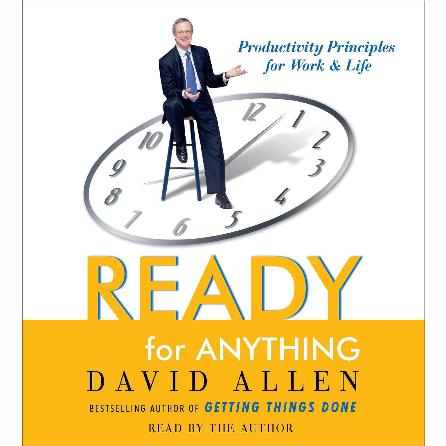 Printable Ready for Anything: Productivity Principles for Work and Life Audiobook Cover Art