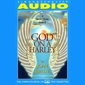 God On A Harley: A Spiritual Fable Audiobook, by Joan Brady