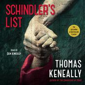 Schindlers List Audiobook, by Thomas Keneally