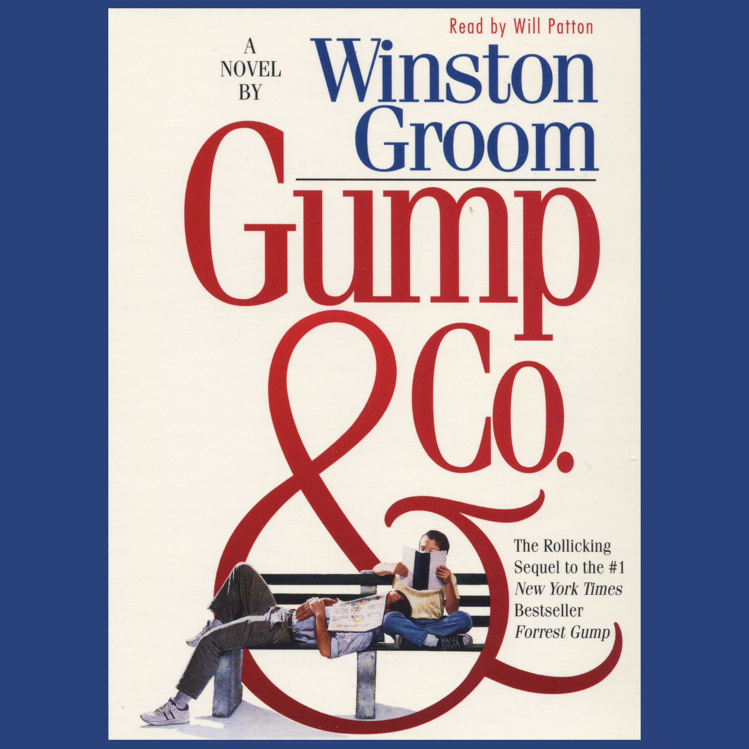 Printable Gump & Co. Audiobook Cover Art